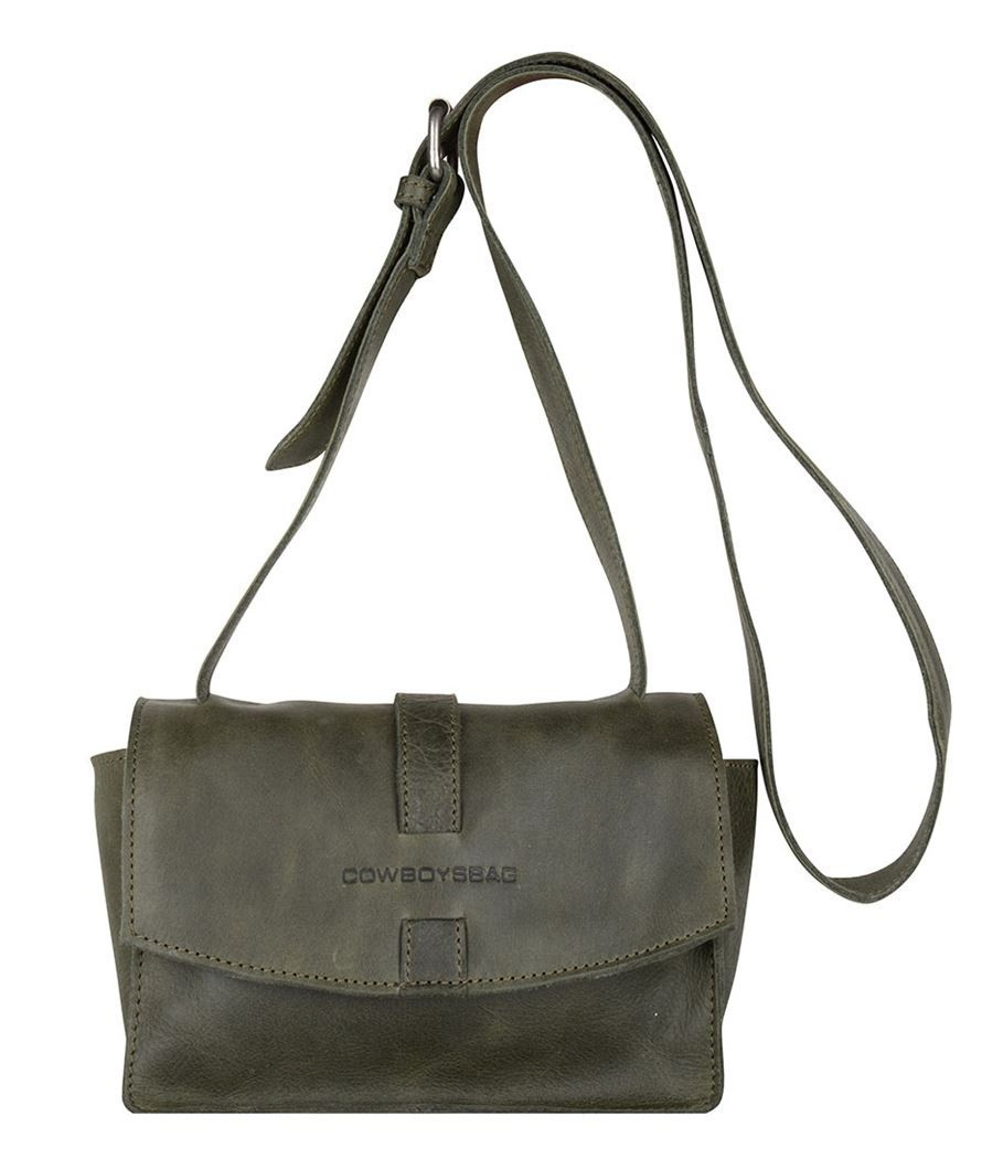 Cowboysbag Strap Bag Grandy 2208 Forest Green