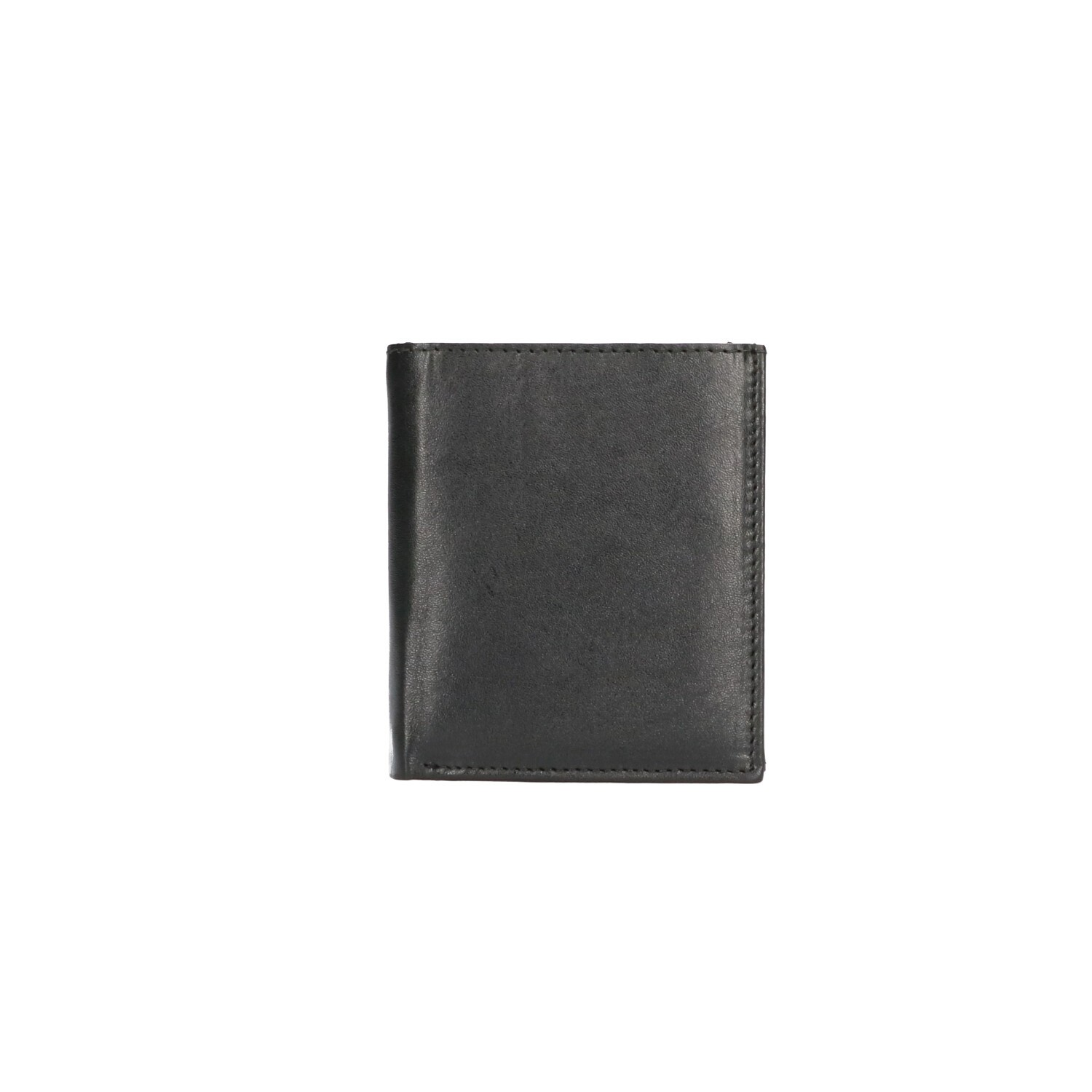 Leather Design Billfold CN 114 Zwart