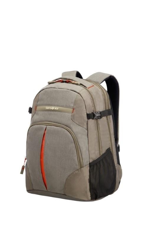 Samsonite Rewind Laptop Backpack L Exp. Taupe