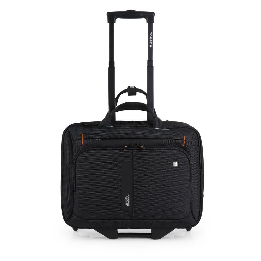 Gabol Pilotos Businesstrolley 15.6 inch 404315 Black