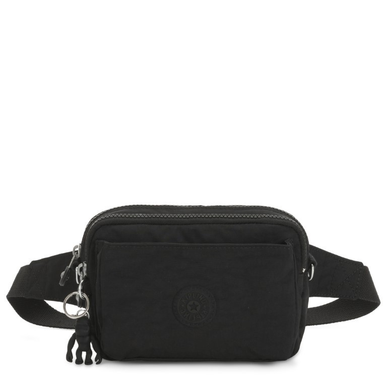 Kipling Abanu Multi Crossbody Black Noir