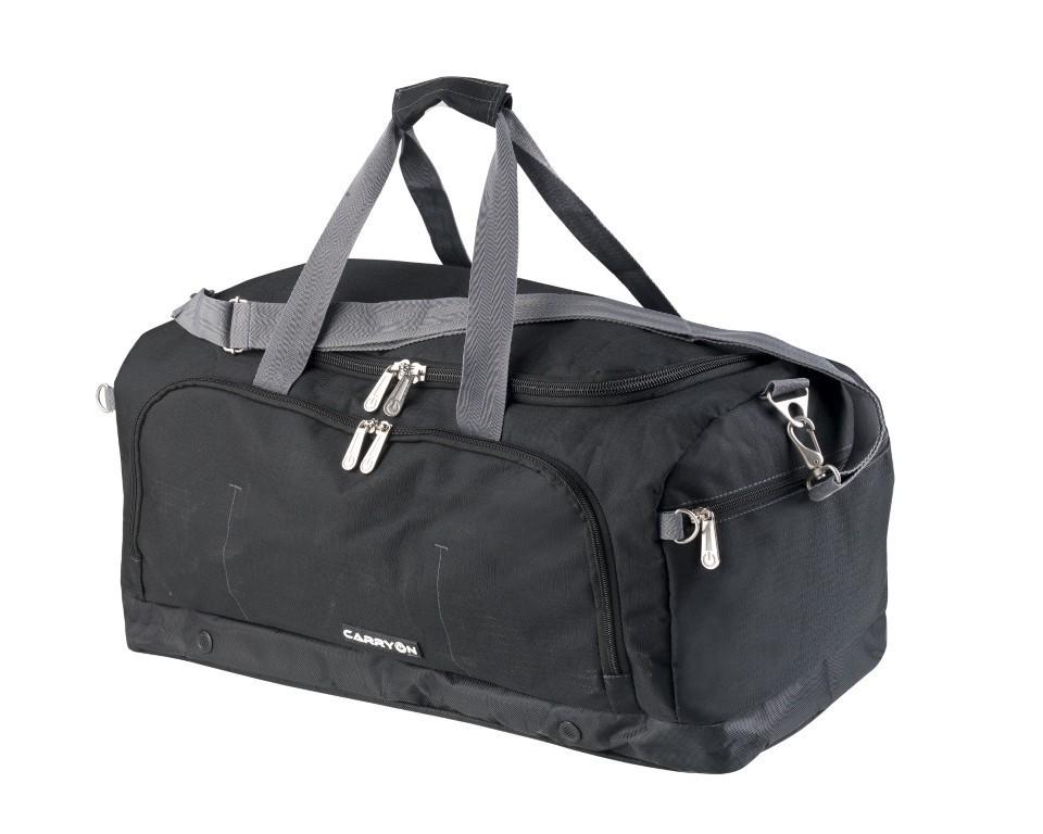 CarryOn Weekendbag Daily Black