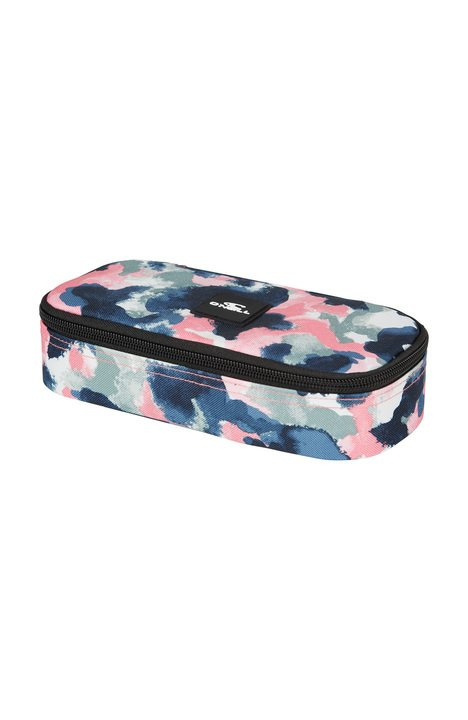 O'Neill Box Pencilcase 1M4226-5930 Blue With Red