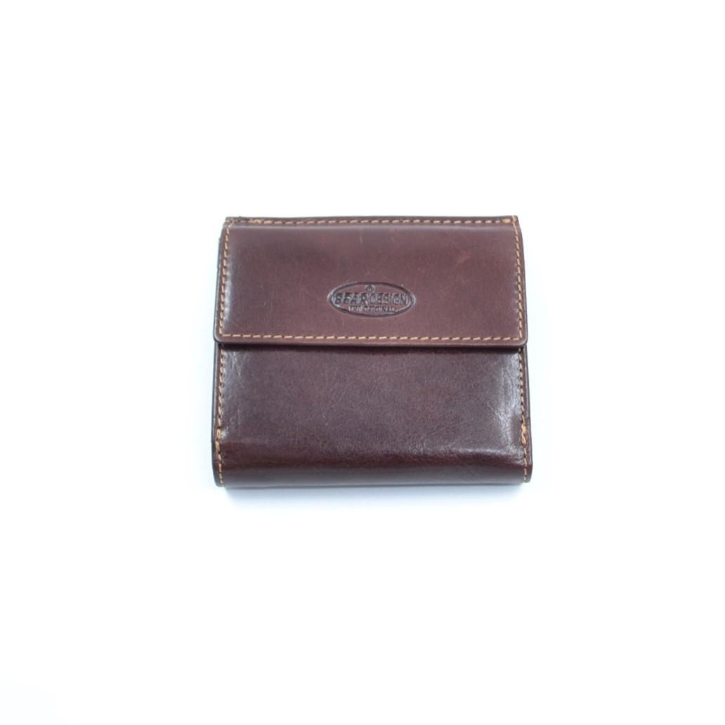 Bear Design Mini Portemonnee RO9521 Bruin