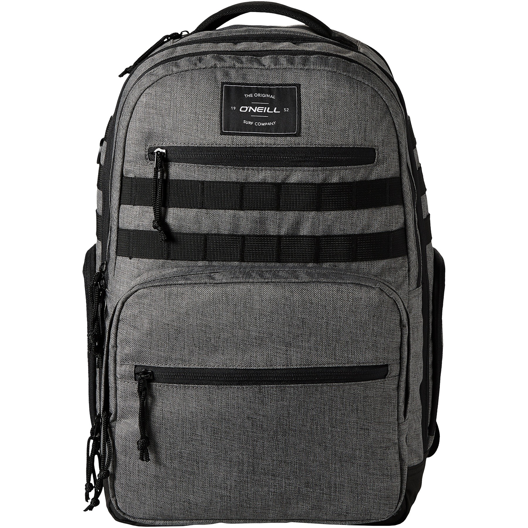 O'Neill President Backpack 8M4000-8028 Mid Grey