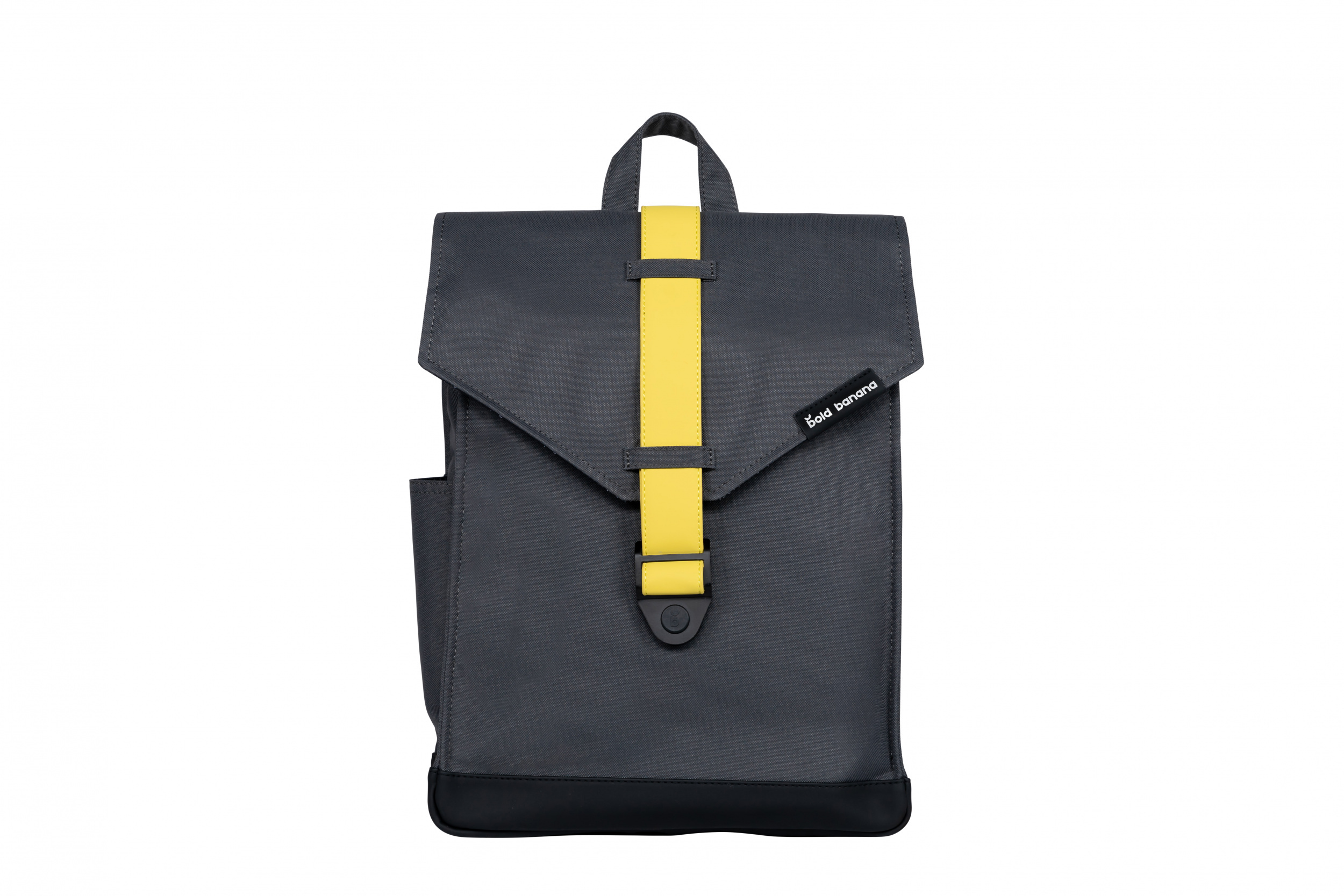 Bold Banana Laptop Backpack Grey Lightning