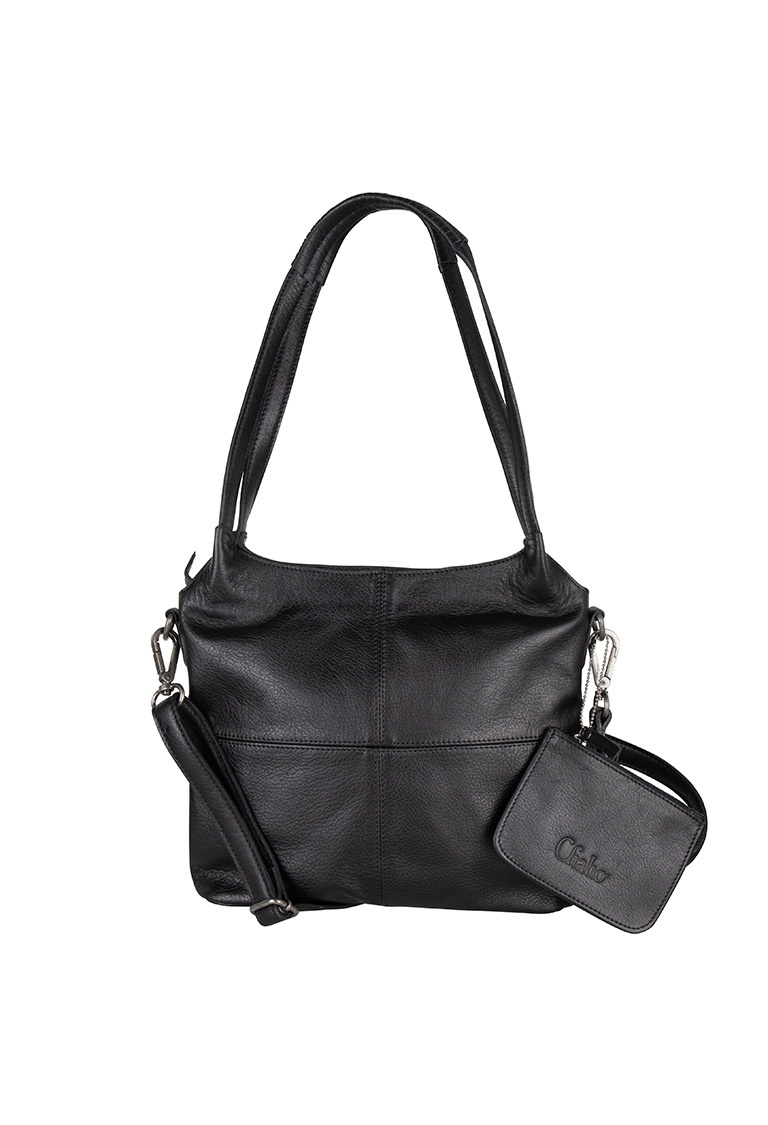 Chabo Bags Handbag Street Ox Noa 75000 Black