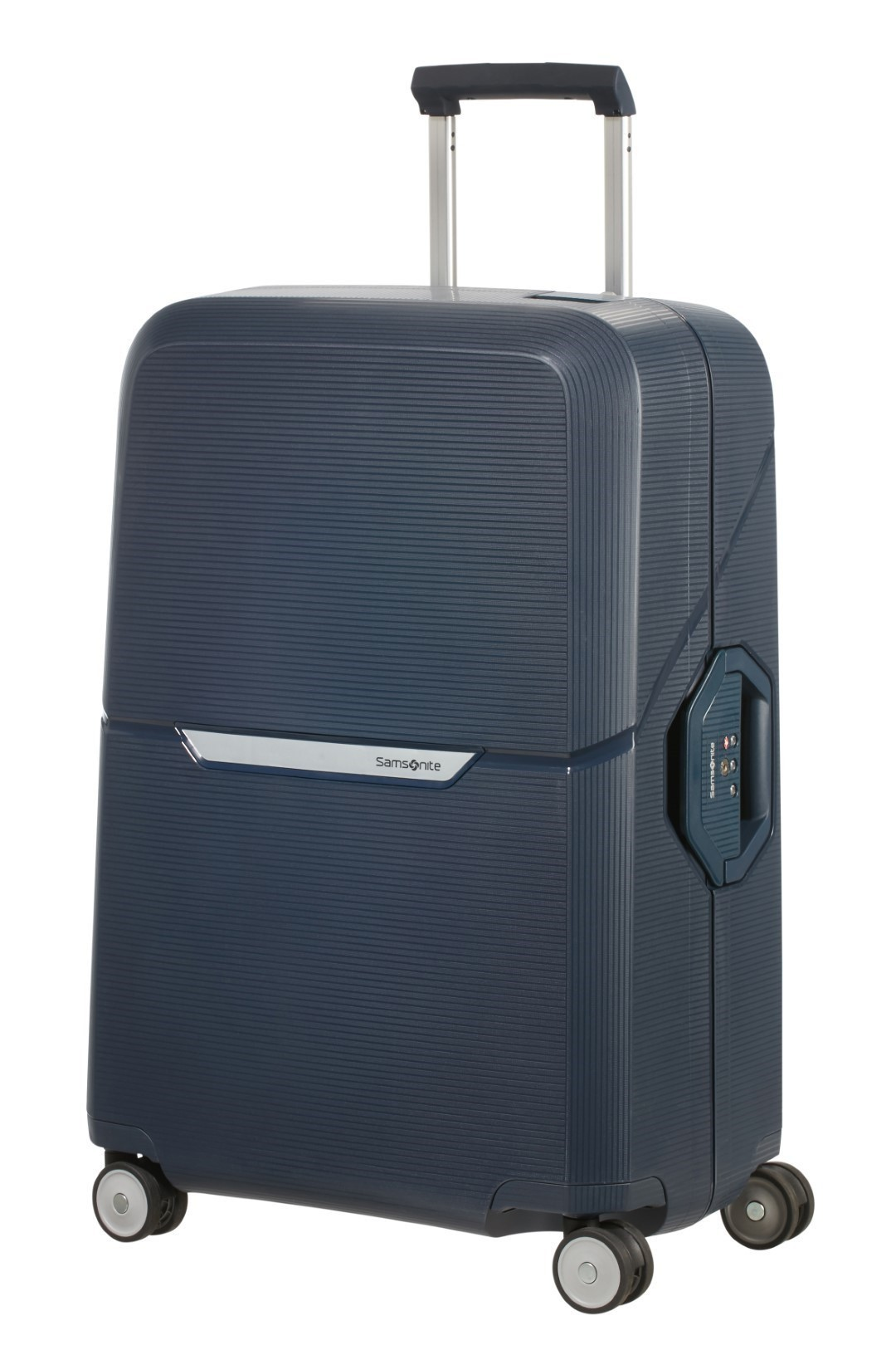 Samsonite Magnum Spinner 69/25 Dark Blue