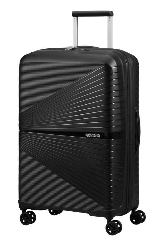 American Tourister Airconic Spinner 67/24 TSA Onyx Black