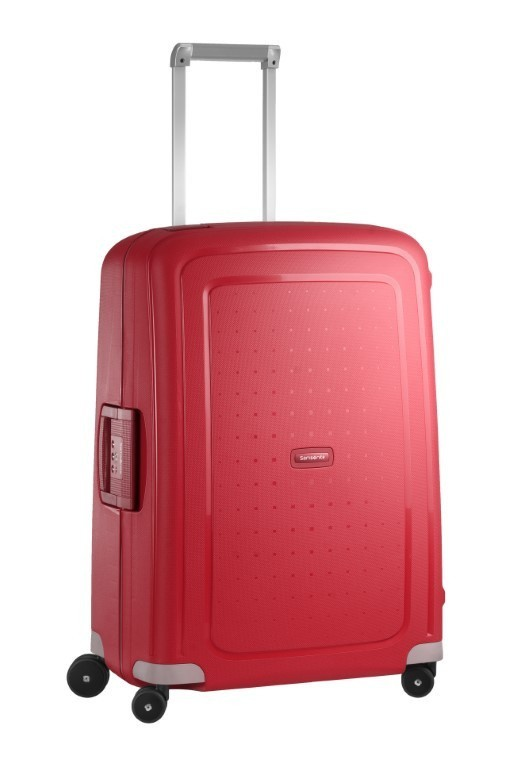 Samsonite S'Cure Spinner 69/25 Crimson Red