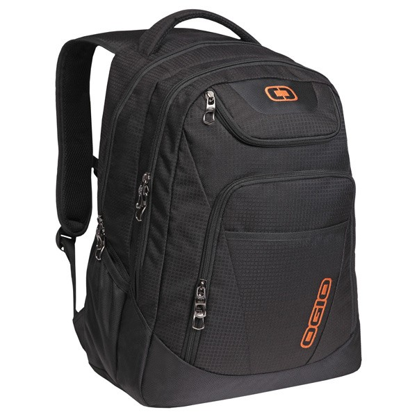 Ogio Tribune Laptop Backpack Black