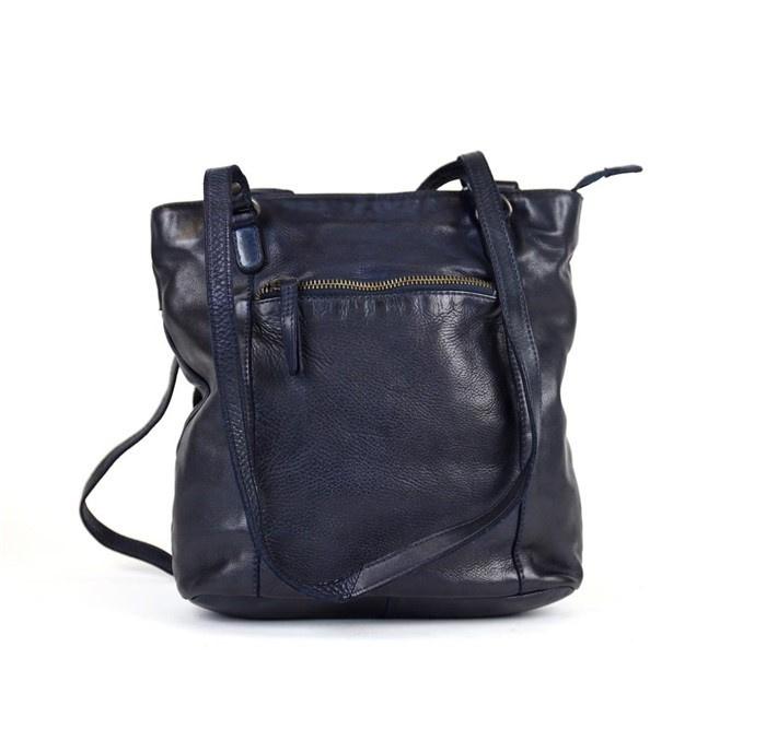 Bear Design Shopper/Rugtas CL40273 Blauw