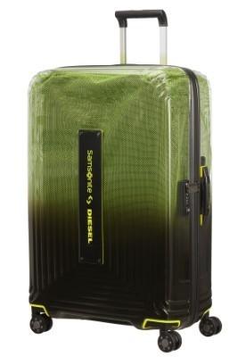 Samsonite Neopulse x Diesel Spinner 75/25 Black/Yellow