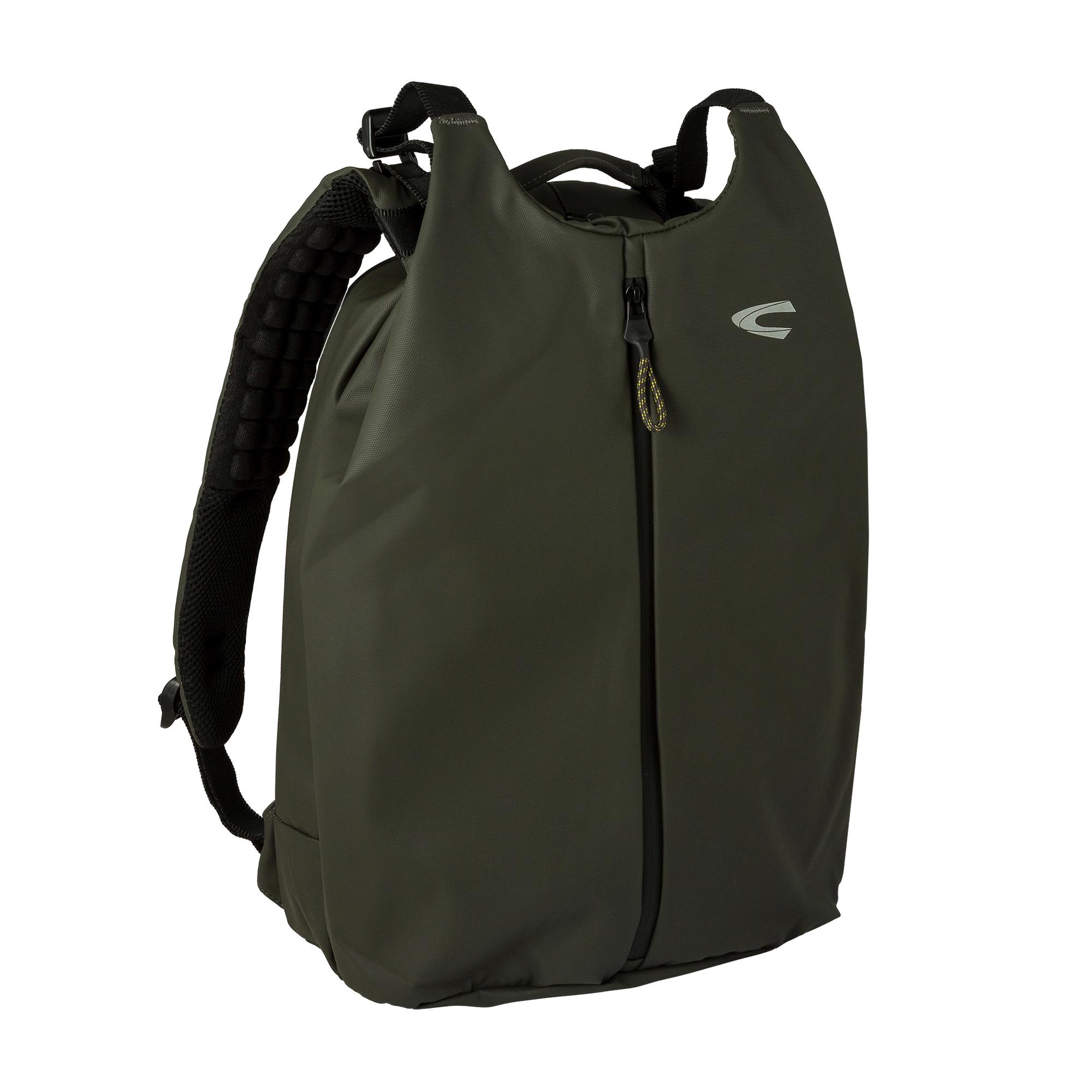 Camel Active Palermo Backpack 306-201 Khaki