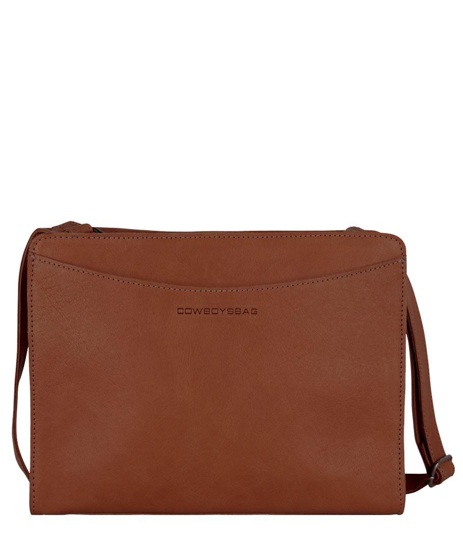 Cowboysbag Clean Bag Rye 3012 Cognac