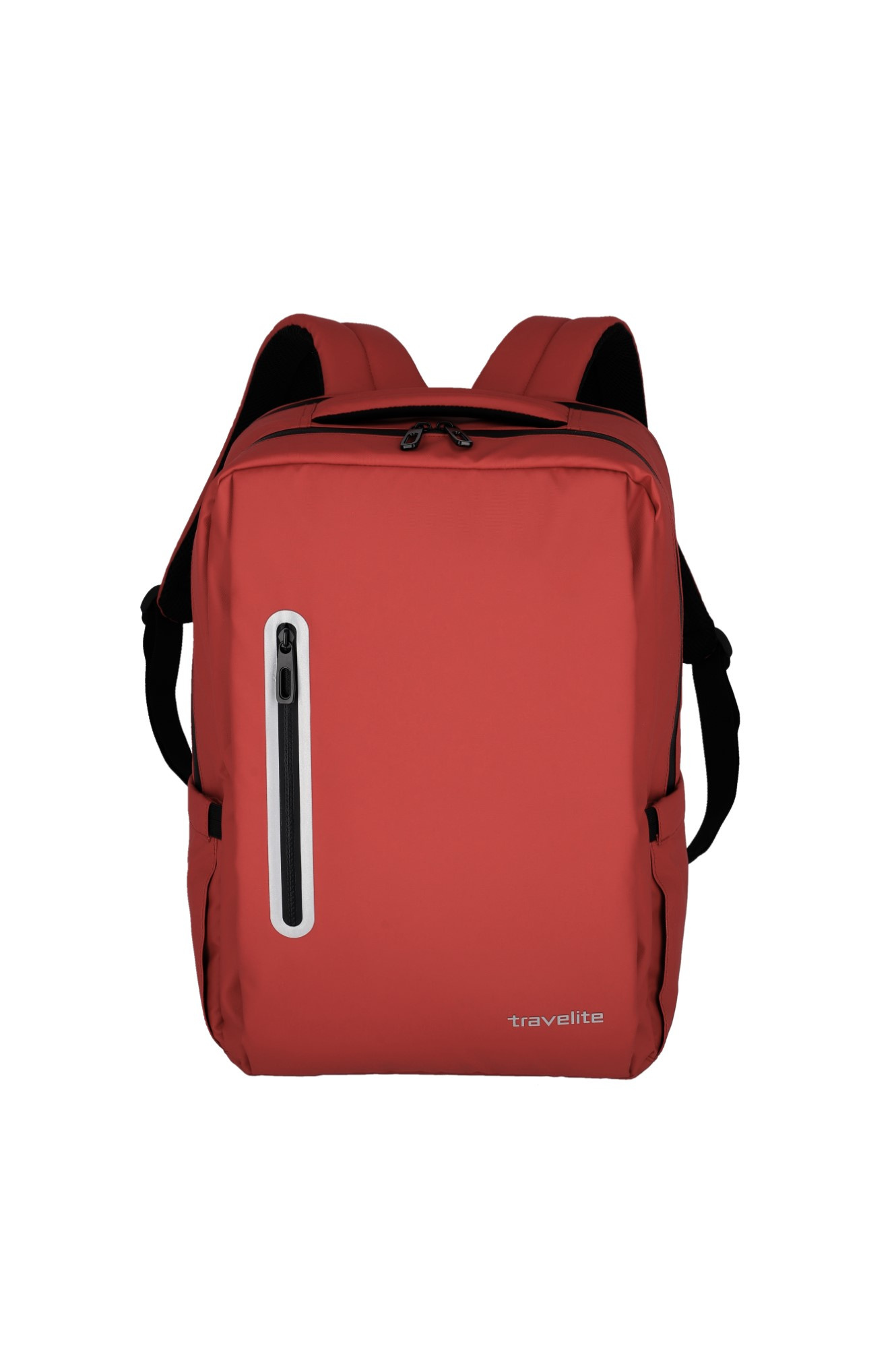 Travelite Basics Boxy Rugtas 96341 Rood