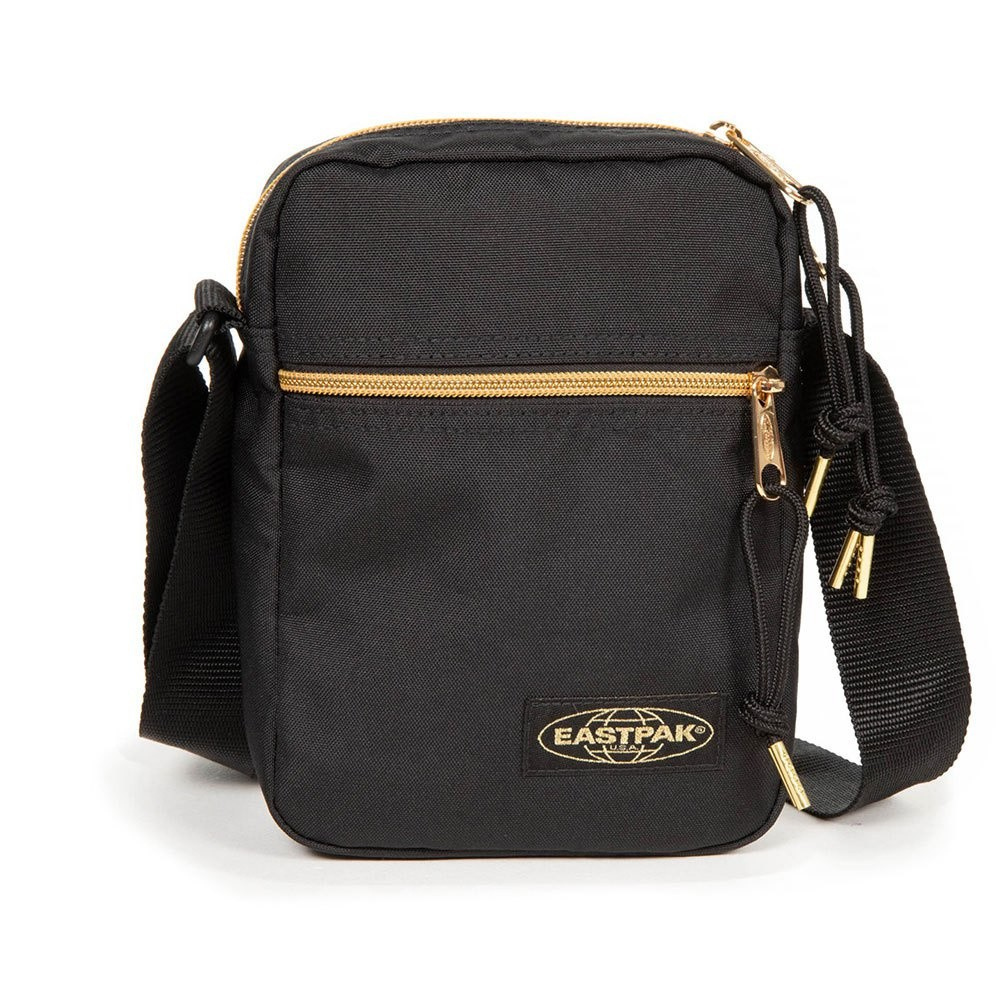 Eastpak THE ONE Schoudertas Goldout Black-Gold