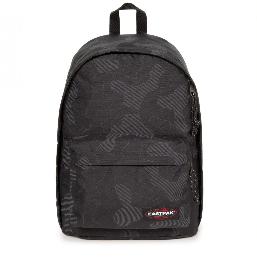 Eastpak OUT OF OFFICE Rugtas Reflect Camo Black