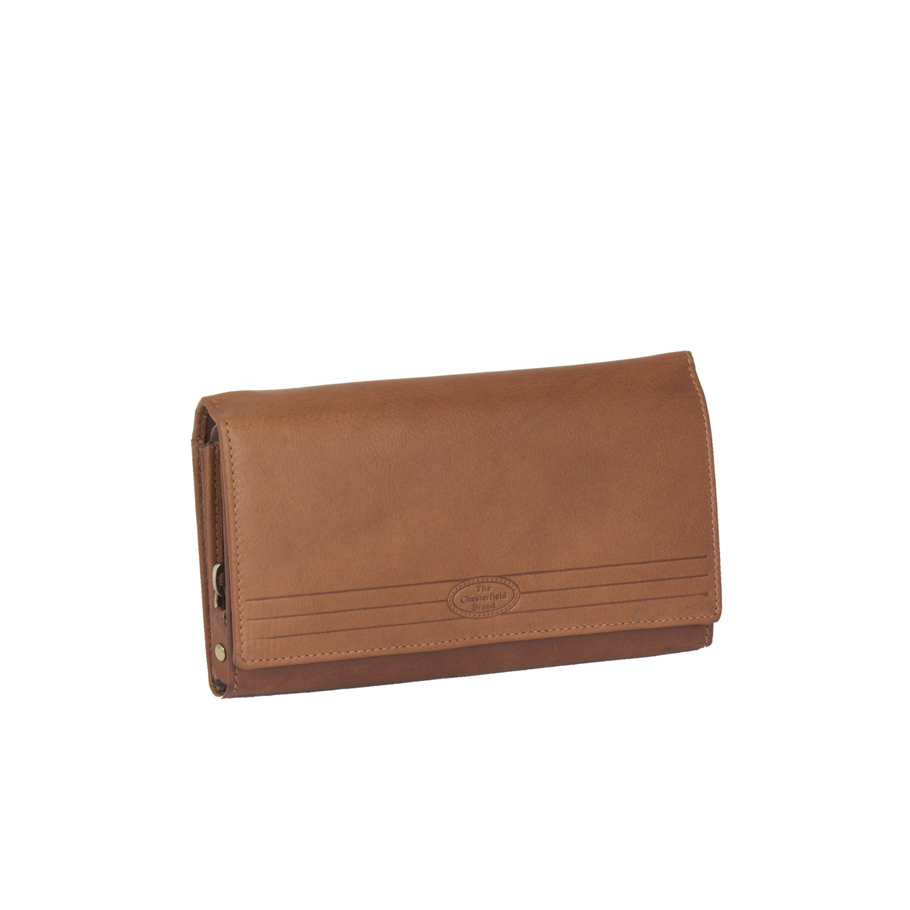 Chesterfield Ladies Wallet 'Mirthe' C08.0178 Cognac