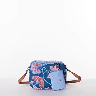 Oilily S Shoulder Bag Ensign Blue