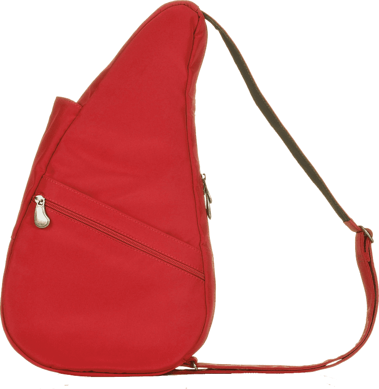 Healthy Back Bag 7303 Microfibre Red S