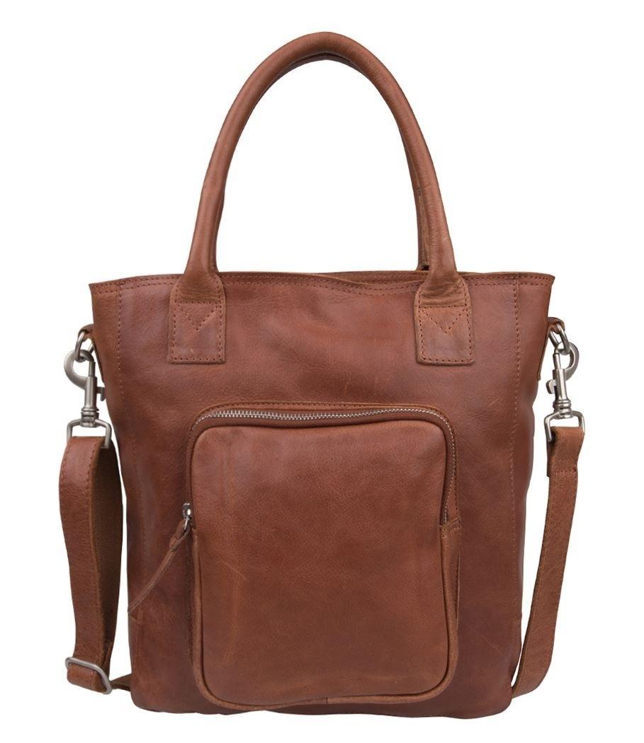 Cowboysbag Bag Mellor 1625 Cognac