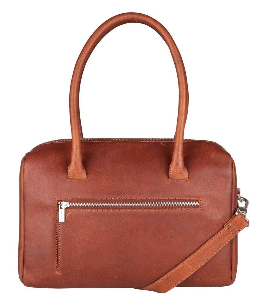 Cowboysbag Bag Darwing 3069 Cognac