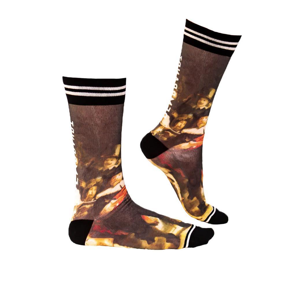 Sock My Feet Rembrandt