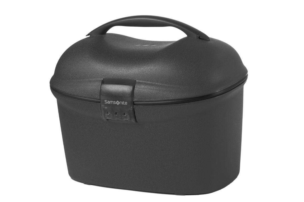 Samsonite Cabin Collection Beauty Case/Strap Black