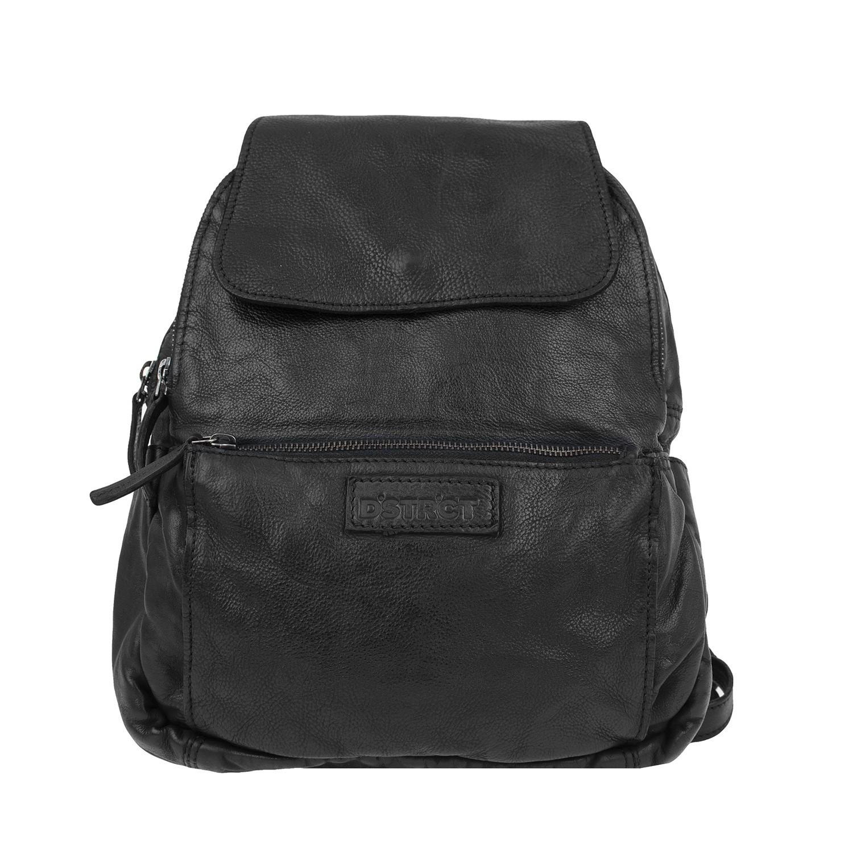 DSTRCT Harrington Road 352730 Backpack Black