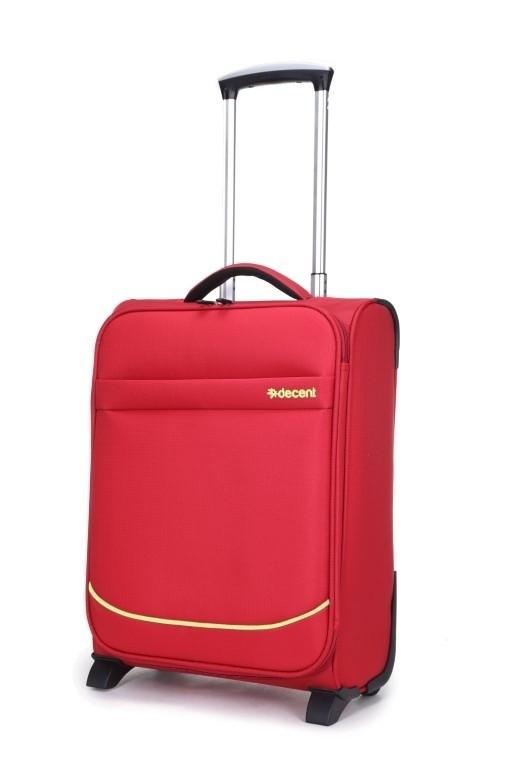 Decent Super-Light RK-8200A Handbagage 50 cm Red