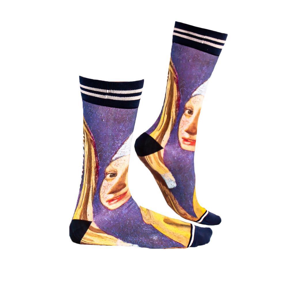 Sock My Feet Vermeer