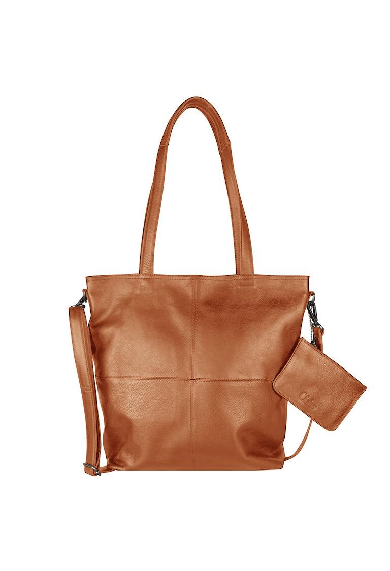 Chabo Bags Shopper Street Ox Kate 73000 Camel