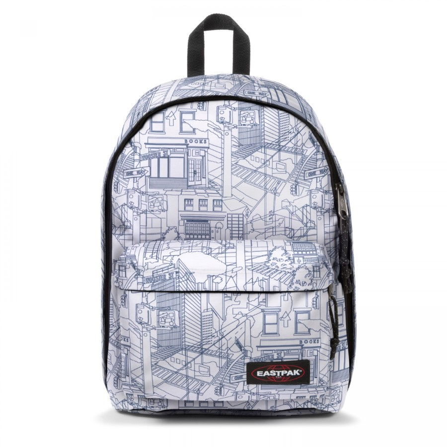 Eastpak OUT OF OFFICE Rugtas Master White