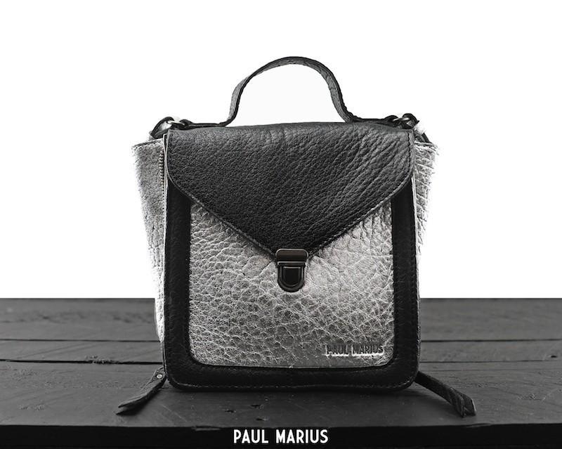 Paul Marius Mistinguette Silver/Black