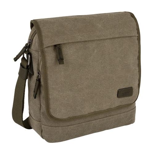 Camel Active Molina Flap Bag 296-603 Khaki
