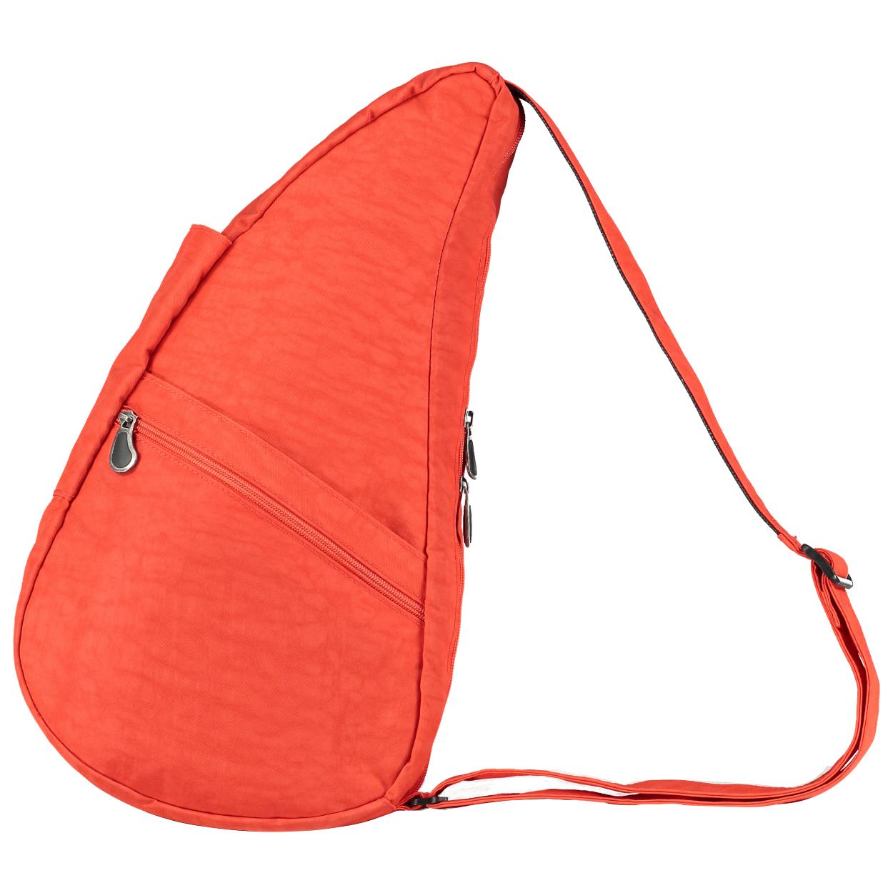 Healthy Back Bag 6303 Textured Nylon Persimmon S