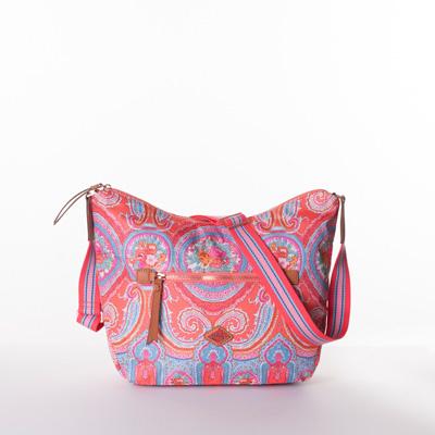 Oilily M Shoulder Bag Hot Coral