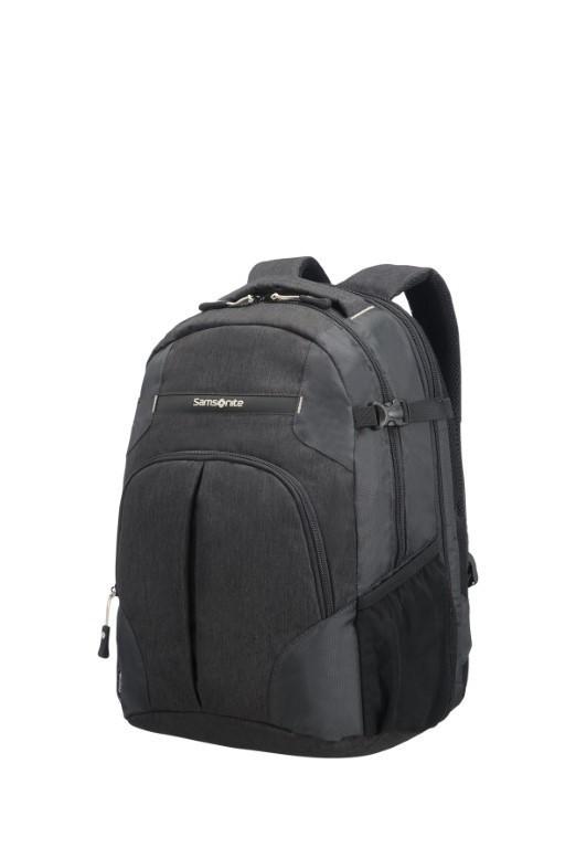 Samsonite Rewind Laptop Backpack L Exp. Black