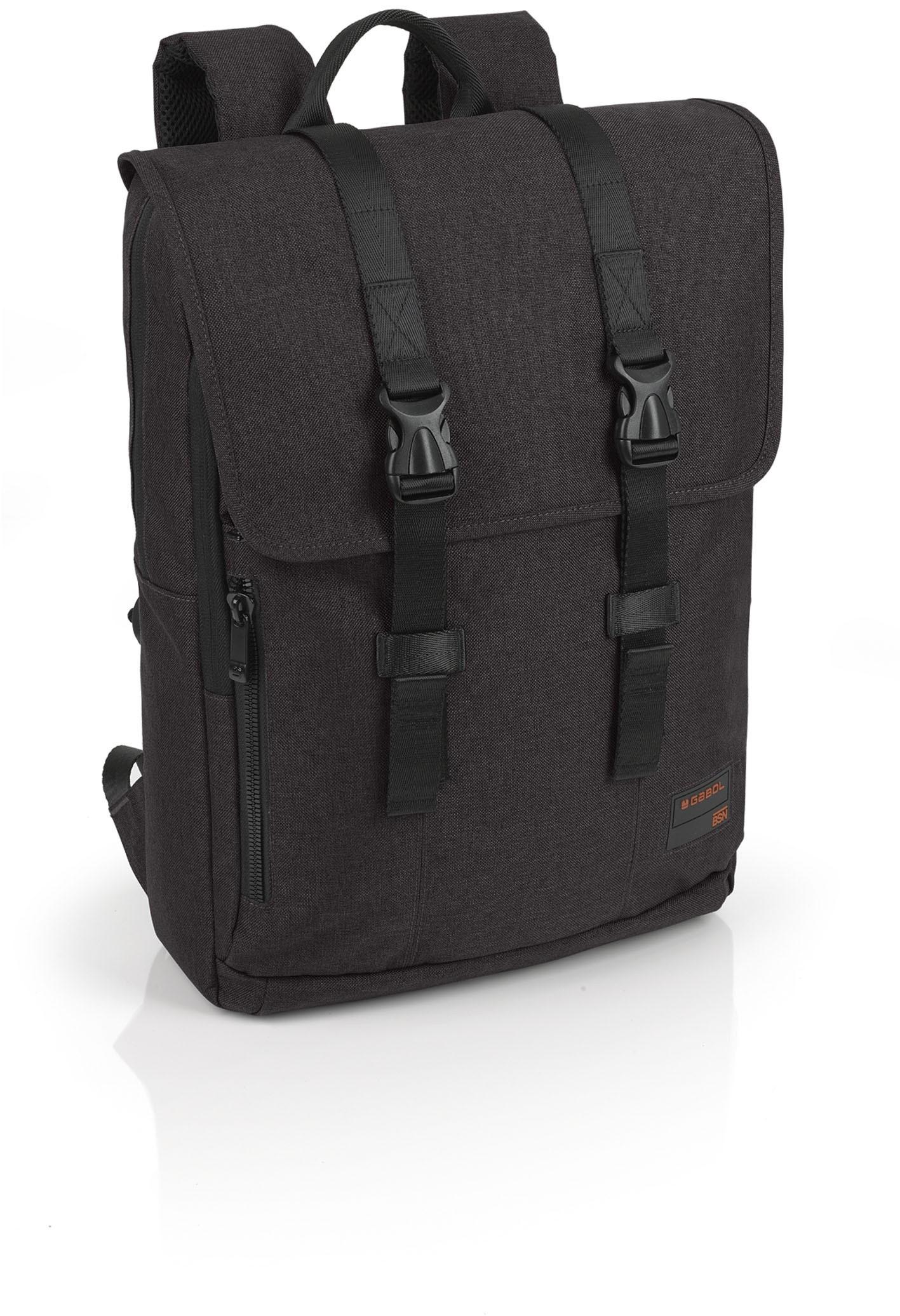 Gabol Spectrum Backpack 15.6 inch 409006 Grey