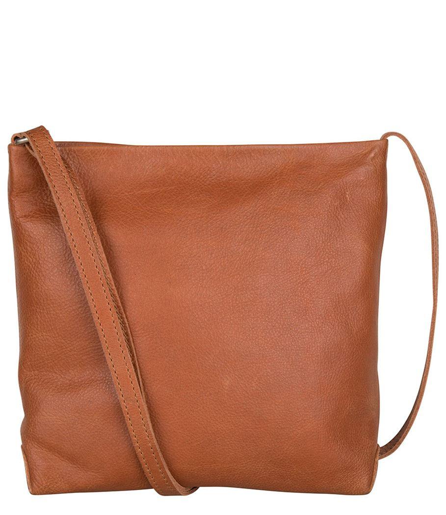 Cowboysbag Bag Walmer 3076 Cognac