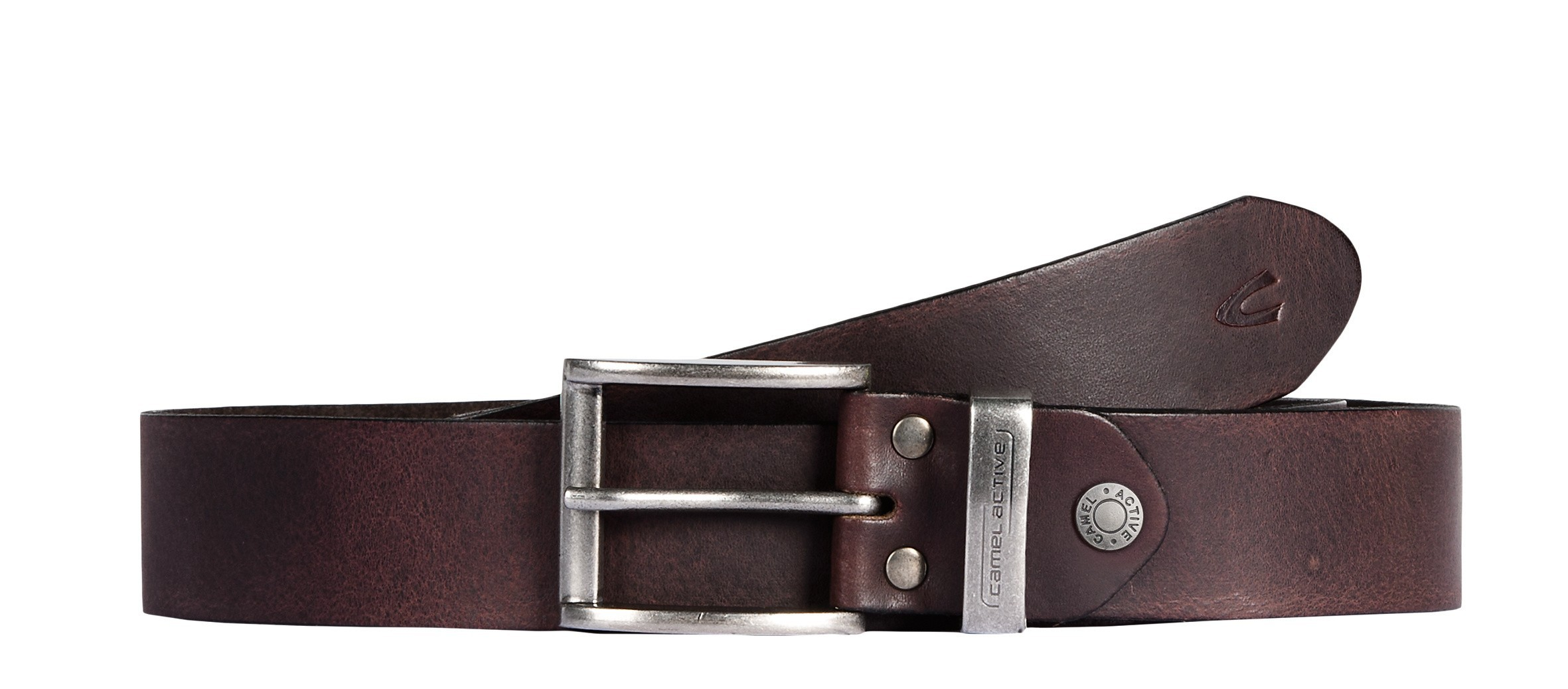 Camel Active Belt 3.5 cm 101-115 Brown