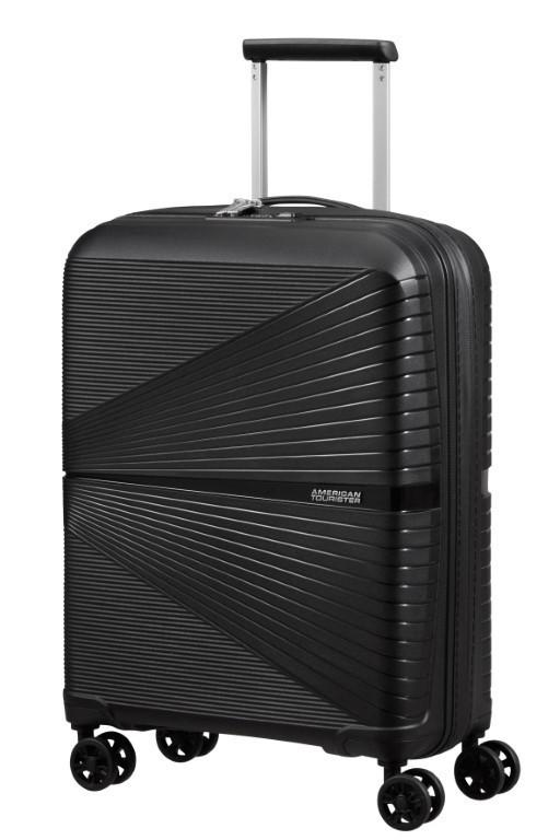 American Tourister Airconic Spinner 55/20 TSA Onyx Black