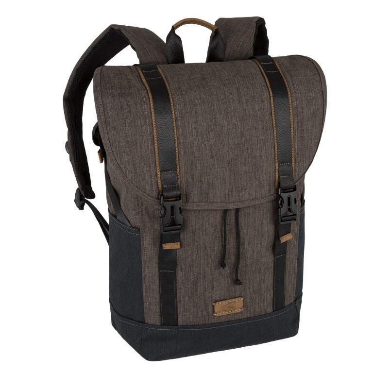 Camel Active Indonesia Backpack 287-201 Brown