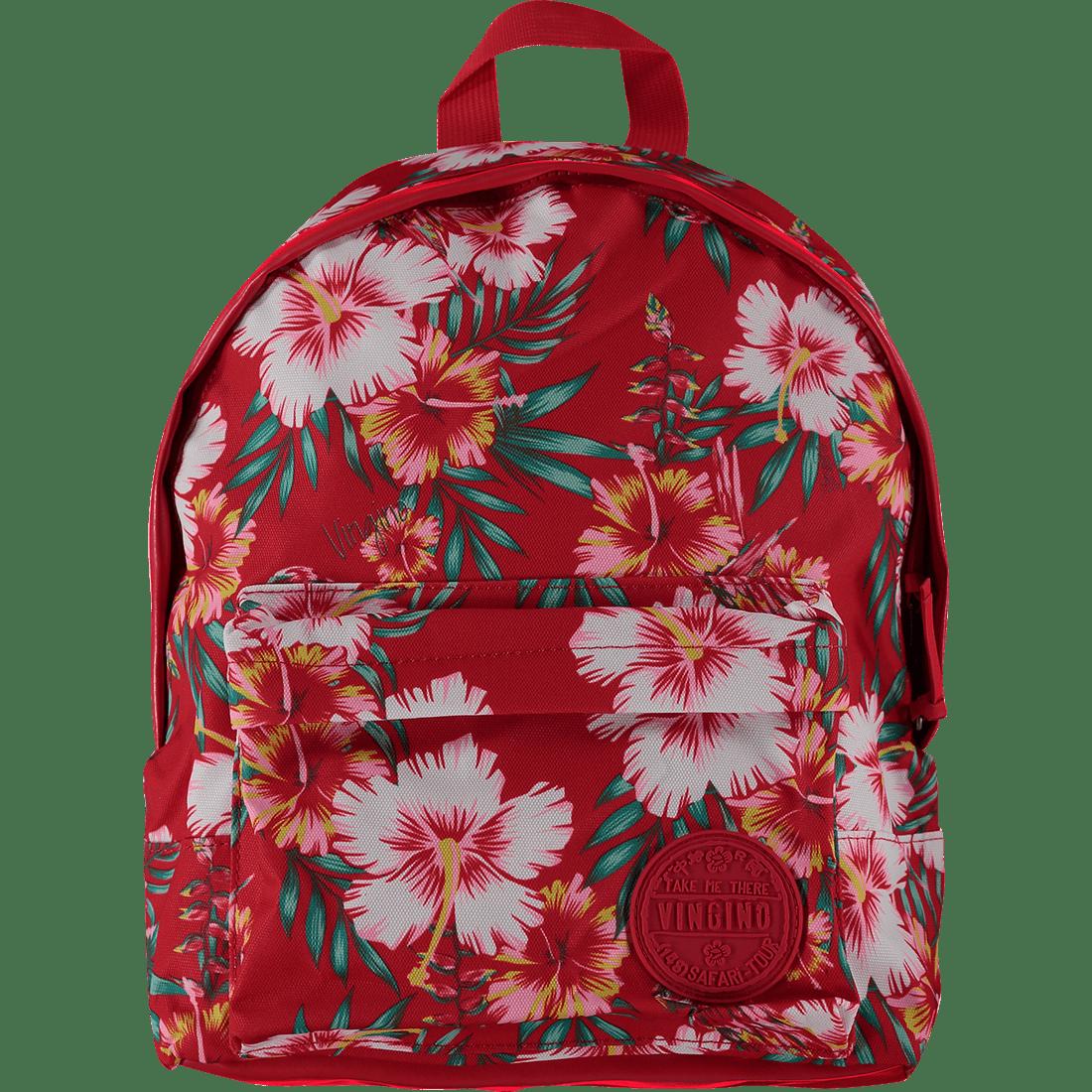 Vingino Backpack Vaya M Red Lollipop