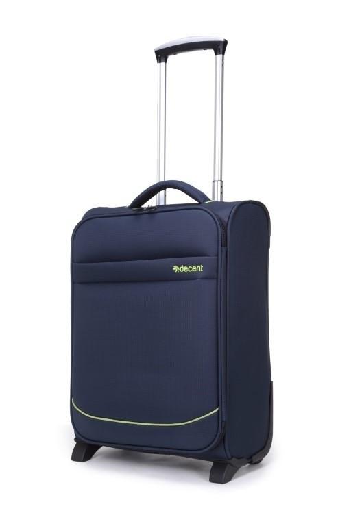 Decent Super-Light RK-8200A Handbagage 50 cm Dark Blue