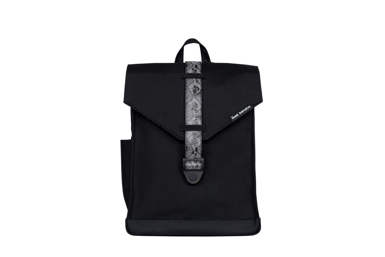 Bold Banana Laptop Backpack Black Boa