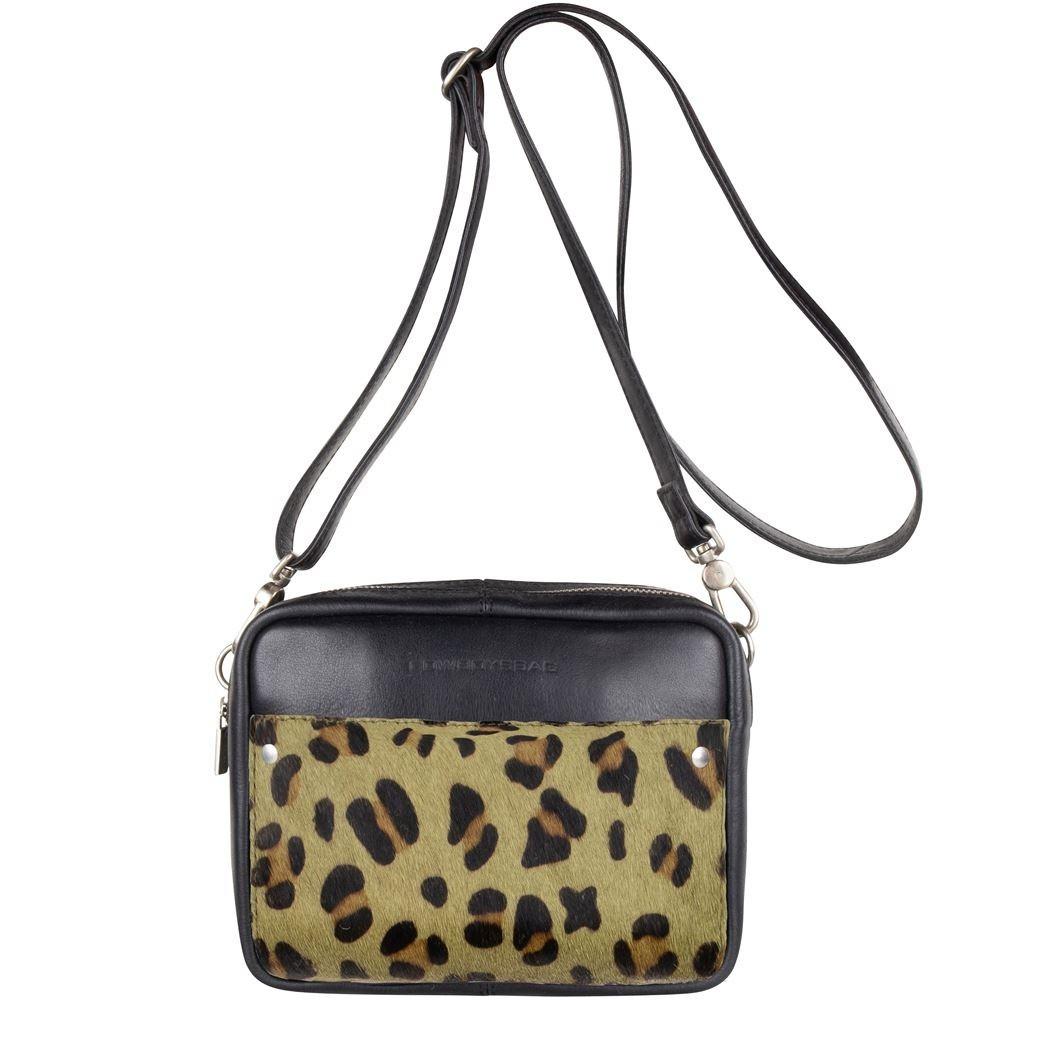 Cowboysbag x Bobbie Bodt, 2222 Bag Bobbie Leopard