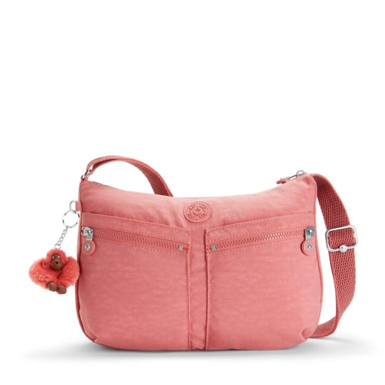 Kipling Izellah Crossbody Dream Pink
