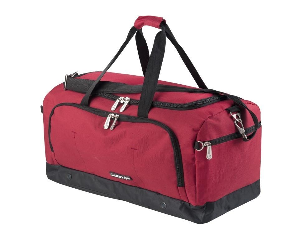 CarryOn Weekendbag Daily Red